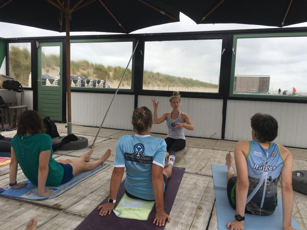 Clinic Yoga voor Marathonlopers