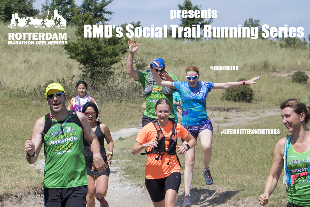 RMD's Social Trail Running Series